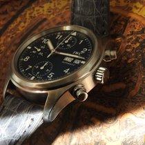 IWC Fliegeruhr Pilot Chronograph REF 3706