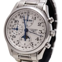 Longines Master Collection Moon Phase Chronograph
