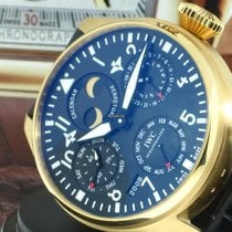 IWC BIG PILOT PERPETUAL LIMITED EDITION OF 30 FOR BUCHERER