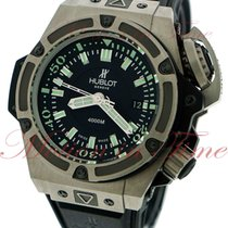 "Hublot Big Bang King Power Diver ""Oceanographic 4000..."