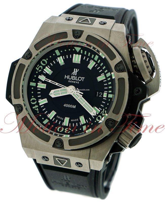 Reloj Hublot Geneve Diver 4000