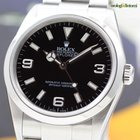 Rolex Explorer Oyster Perpetual Automatic Steel Watch - FULL SET