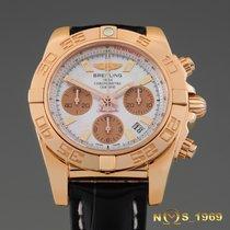 Breitling Breitling Chronomat HB0140 MOP Dial  New