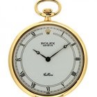 Rolex Orologio Da Tasca Cellini 3761/8 In Oro Giallo, 47mm