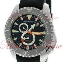 Girard Perregaux Sea Hawk Pro 1000m, Black Matte Dial -...