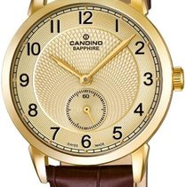 Candino Classic C4594/3 Damenarmbanduhr Klassisch schlicht