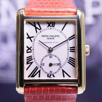 Patek Philippe Gondolo 18K Geldbgold Tiffany & Co. roman...