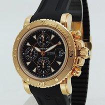 Montblanc 101652 Sport Aut Chronograph Rose Gold 41mm