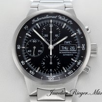 IWC GST Stahl Chronograph IW3707 Automatik