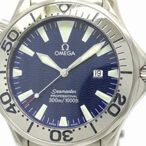 Omega Seamaster Professional 300m Quartz Mens Watch 2265.80...