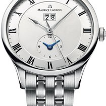 Maurice Lacroix Masterpiece Tradition Date GMT mp6707-ss002-112