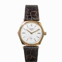 Longines Hexagon Vintage Wristwatch, Switzerland, c. 1965