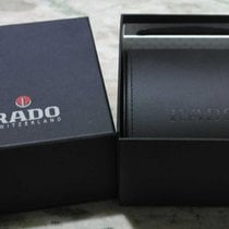 Rado kit complete watch  box booklet and warranty card never used