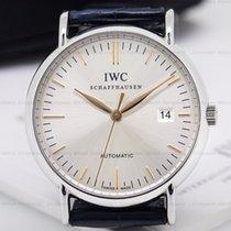 IWC Portofino Automatic Silver Dial