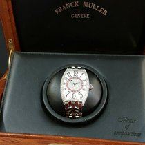 """Franck Muller Special Edition """"Vegas"""" 18ct White Gold..."""