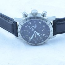 Tutima Utc Herren Uhr Chronograph Stahl/stahl Top Zustand...
