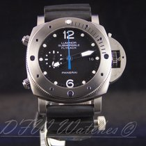 Panerai Luminor Submersible 1950 Chrono Flyback Auto Titanium