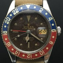 Rolex GMT Master 6542 Brown Dial