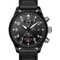IWC Schaffhausen IW389001 Pilot's Watch Chronograph Top...