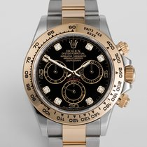 "Rolex Cosmograph Daytona Gold & Steel ""New Reference"""