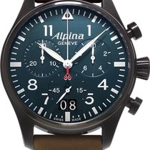 Alpina Geneve Startimer Pilot AL-372N4FBS6 Herrenchronograph...