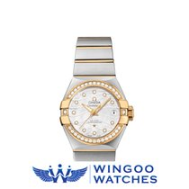 Omega - Constellation Co-Axial 27 MM Ref. 123.25.27.20.55.004