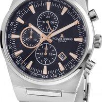 Jacques Lemans Sport Manchester Chronograph Quarz 1-1734B