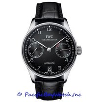 IWC Portuguese 7 Day Power Reserve 5001-09