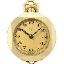 Windsor Ladies Wrist - and Fob Watch Lady G
