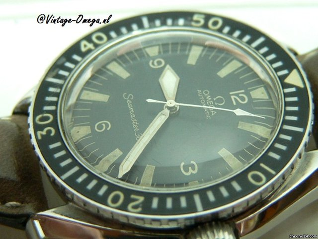 Omega Seamaster 300 m ON HOLD