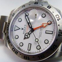 Rolex Explorer II, ZB weiß,