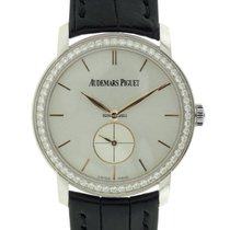 Audemars Piguet Ladies Jules Audemars Small Seconds Diamond Bezel
