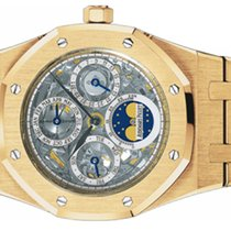 Audemars Piguet Royal Oak Perpetual Calendar Skeleton 18K...