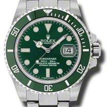 Rolex Submariner Date Green Ceramic 116610LV Hulk