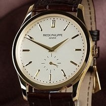 Patek Philippe [JUNE SPECIAL] Calatrava Mechanical Opaline...
