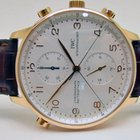 IWC PORTUGIESER Chronograph Rattrapante in 18k Rosegold