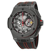 Hublot Ferrari All Black Limited Edition