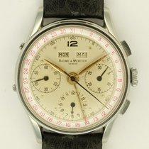 Baume & Mercier chronograph calender vintage