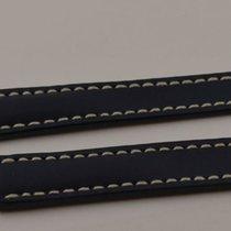 Breitling Leder Armband Band 15mm 15-14 Für Faltschliesse Rar Neu