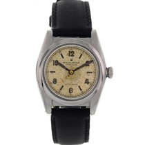 Rolex Men's Vintage Stainless Steel Rolex Oyster Perpetual...