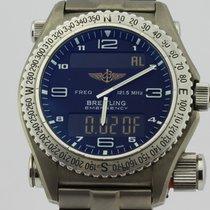 Breitling Emergency Mission Titanium Super-Quartz 43mm 4863