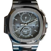 Patek Philippe 5990/1A-001 Nautilus 40.5mm Black Gradient...