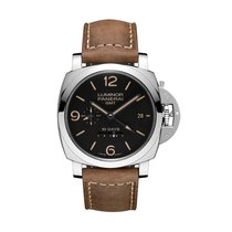 Panerai Luminor 1950 10 Days GMT Automatic Acciaio Automatic...