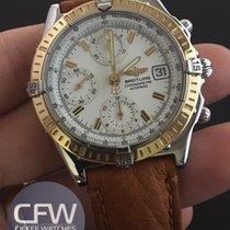 Breitling Chronomat GT dial gold bezel
