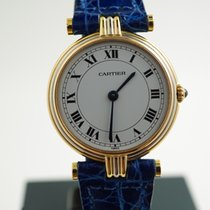 Cartier Vendome Trinity TriColor Lady Gelbgold 881004