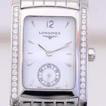 Longines DolceVita Lady Mid-Size Quarz Diamonds extravagant 32...