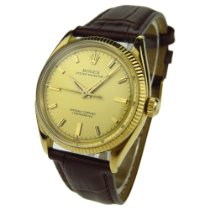 Rolex Oyster Perpetual 18k Wristwatch 6567