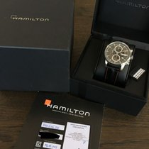 Hamilton – RailRoad Auto Chrono – H40656731 – men's – 2017
