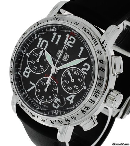 Maurice Lacroix Masterpiece Flyback Aviator Chronograph