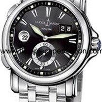 Ulysse Nardin Dual Time 42mm 243-55-7/92